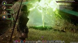Dragon Age Inquisition Image du jeu faille