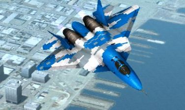 Ace Combat Assault Horizon Legacy + Image du jeu 3DS