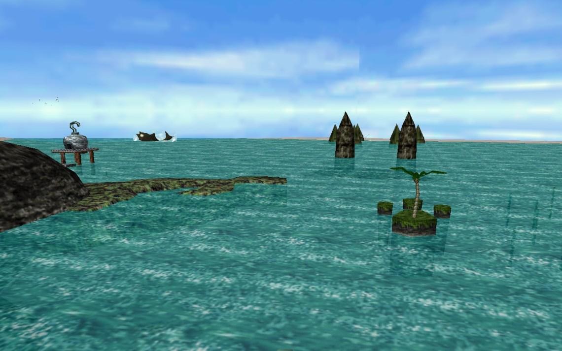 Grande baie Majora