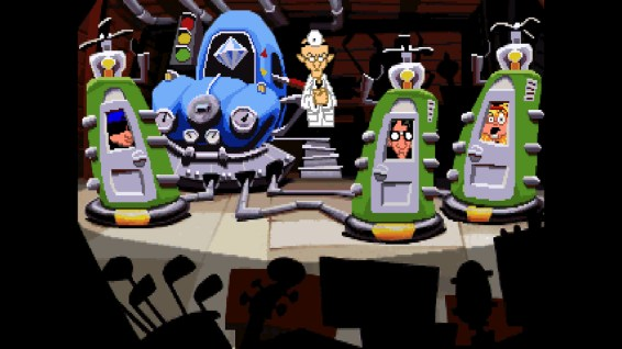 Day of The Tentacle Remastered 08
