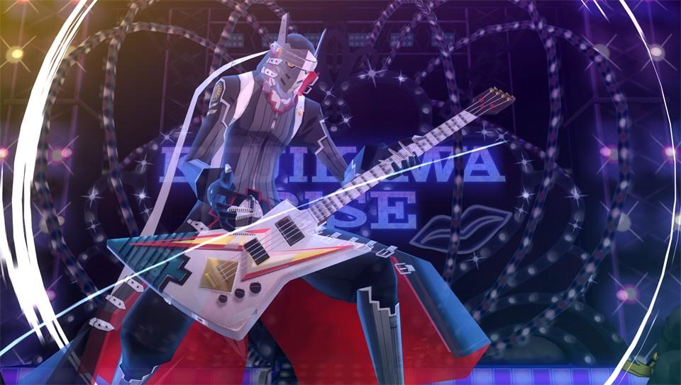 Persona 4 Dancing All Night izanagi