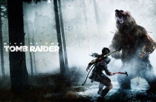 Rise of the tomb raider xbox one test review critique