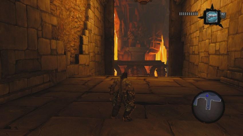 Screenshot de darksiders 2 deathinitive edition sur xbox one
