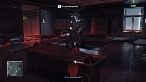 Les sous-sol de la clinique sont un peu morbides...
