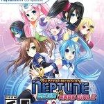 Superdimension Neptune VS Sega Hard Girls pochette