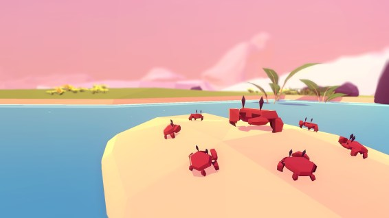 AER - des petits crabes mignons