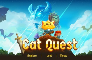 Test Cat Quest PS4
