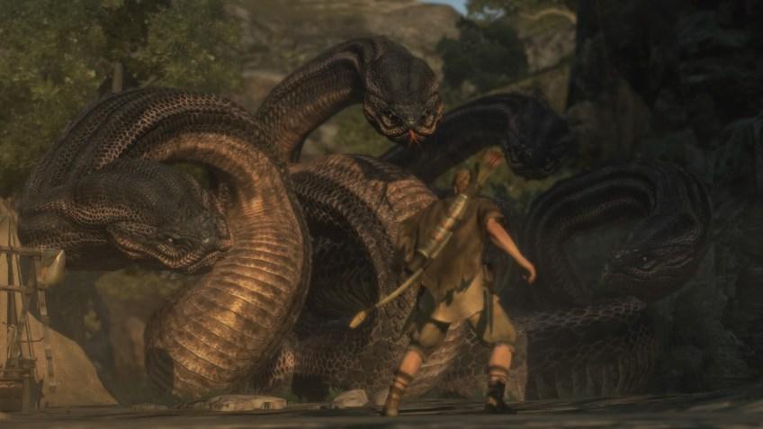 Dragon's Dogma Dark Arisen hydre