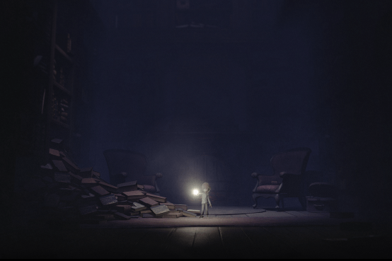 Little Nightmares : Secrets of The Maw - La Résidence