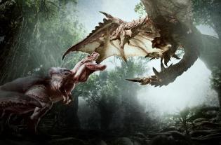 Test Monster Hunter World PS4