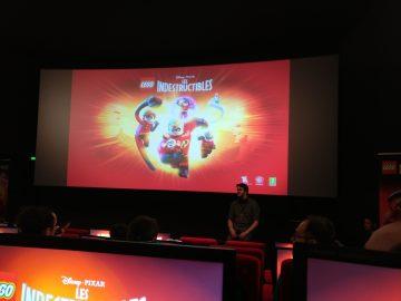 Un développeur de TT Games qui présente le jeu