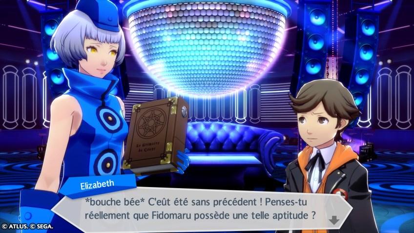 Persona 3: Dancing in Moonlight koromaru