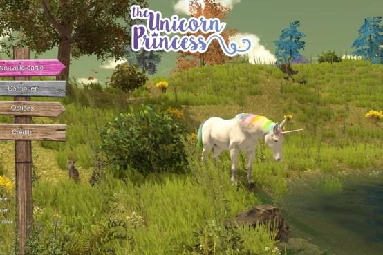 Test The Unicorn Princess PS4