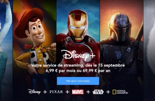 Disney+ Marvel, Star Wars
