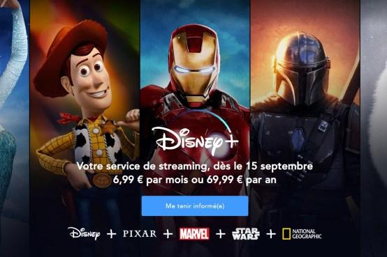 Disney+ Marvel, Star Wars