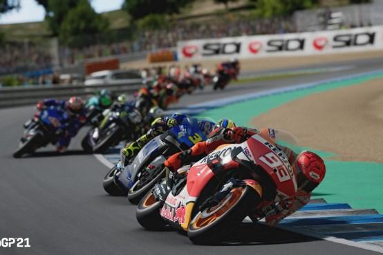 Image du jeu MotoGP 21 sur PS5