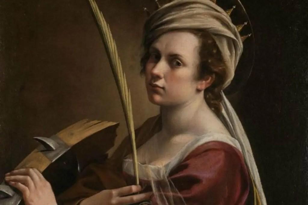 Artemisia Gentileschi, festeggiata da Google