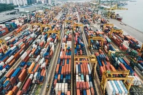 Crisi dell'import e export italiano - PXR Italy