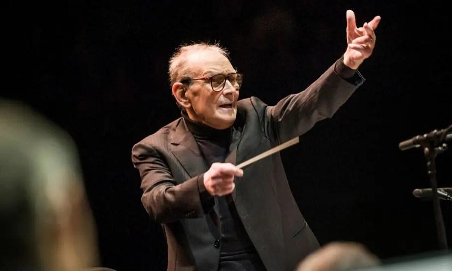 Ennio Morricone è stato il compositore e direttore d'orchestra italiano più famoso al mondo