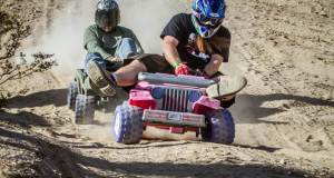 Jeep Downhill Racing
