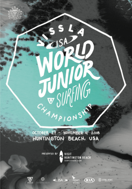 World Junior Surfing Championship