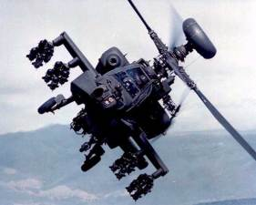 Elicópteros de guerra Apache
