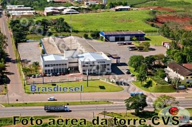 Foto aerea CVS Torres Brasdiesel Lajeado