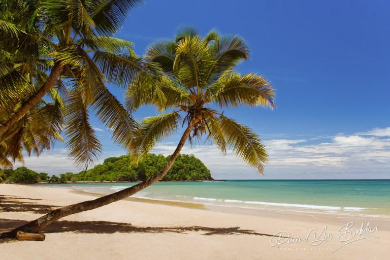 La plage d'Amporaha