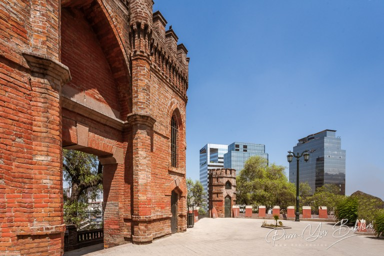 Fort Hidalgo of Santiago de Chile