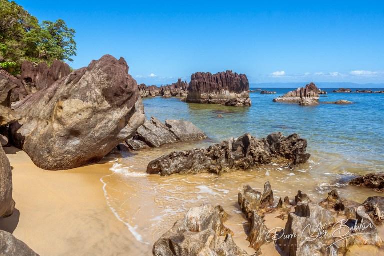 Tampolo, baie d'Antongil, Madagascar