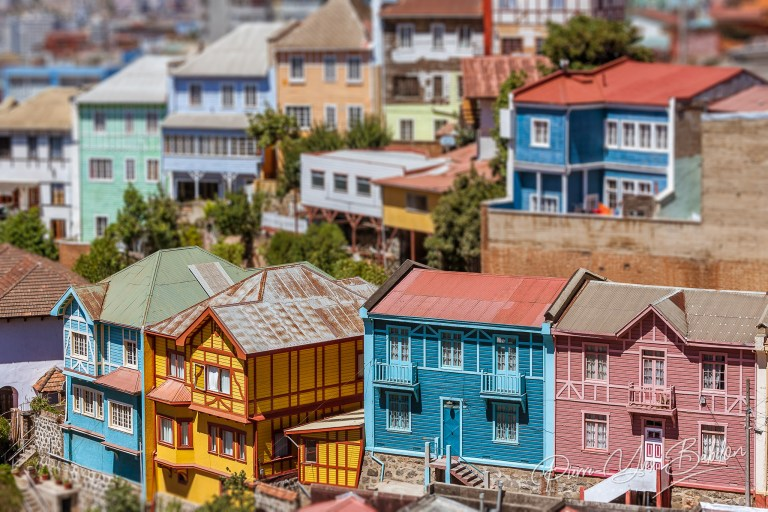 Colorful Valparaiso