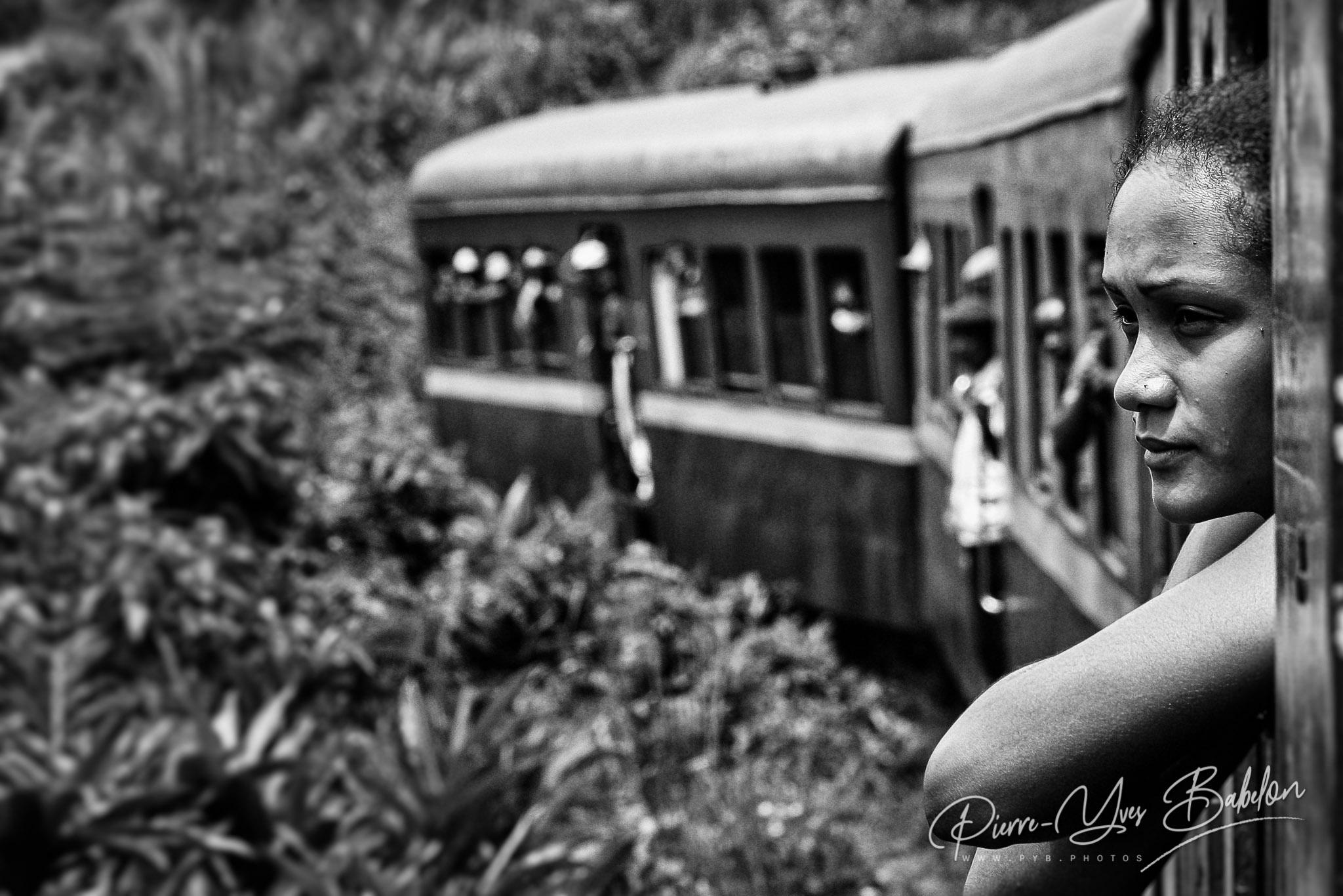 Madagascar train