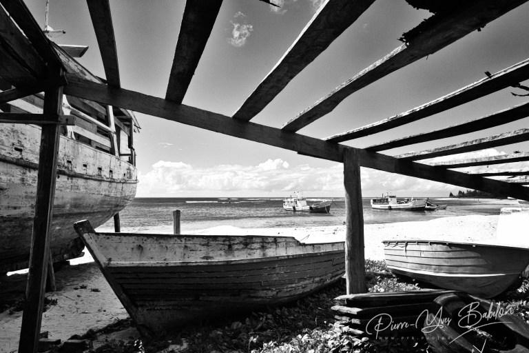 Le chantier naval d'Antalaha, Madagascar