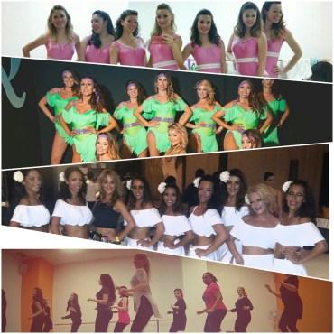 ladies salsa style