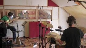 """Studio du Faune - Prises de son Callefaccion, album """"Choque Termico"""""""