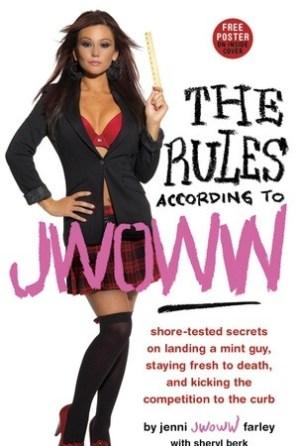 JWOWW_RulesAccording_book_cover