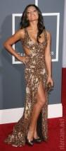 JWoww_2011_Grammy_Awards