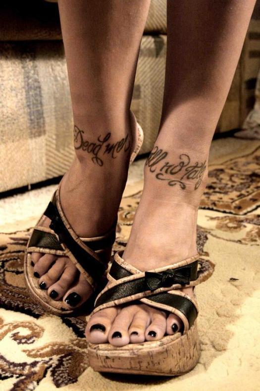 Shelly Martinez Feet