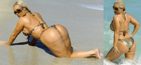 Coco Austin ass 01