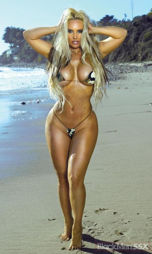 Nicole Coco Austin = The Body