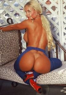 Nicole Coco Austin assless pants