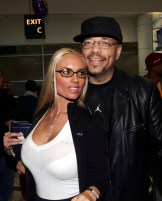 Ice-T Arrives At Sydney Airport