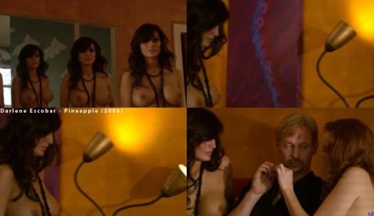 Darlen Bad Girls Club topless bare tits