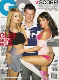 Glee Nude Photo Shoot
