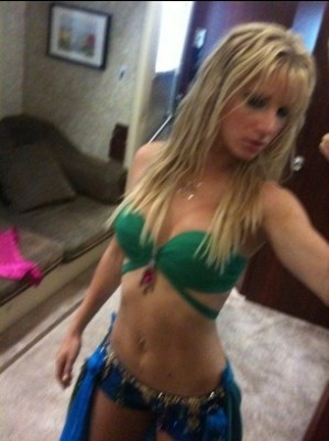 Heather Morris nude hacked photos Picture-69