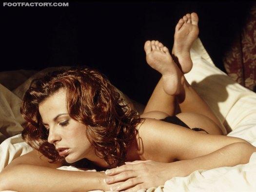 Alexandra Nice feet soles pose 10