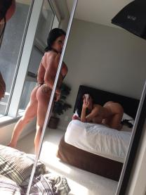 Amy Anderssen Canada porn star with Crimson Rosee-Brooke Black