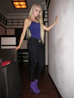 Barbie Russian Valeria Lukyanova 21 years old Valeria-Lukyanova-1