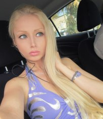 Barbie Russian Valeria Lukyanova 21 years old Valeria-Lukyanova-5