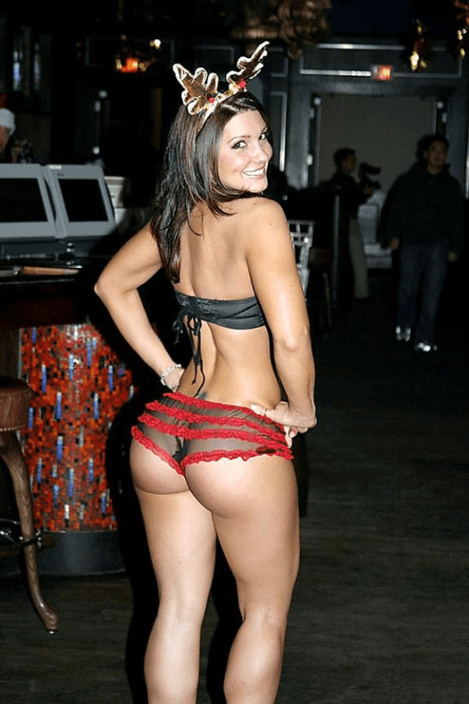 GINA CARANO  uber sexy ass